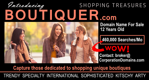 Boutiquer.com url for sale