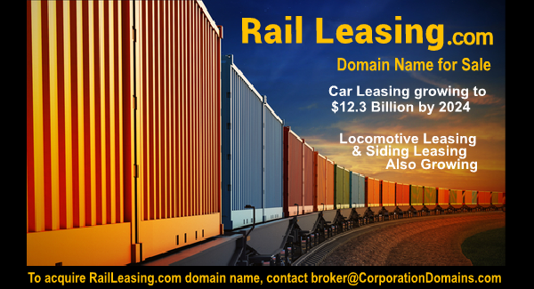 image of RailLeasing.com url for sale